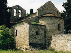 Chapelle saint vincent d'Eus