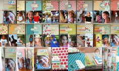 Scrapbook Page Layouts | ... scrapbooking layouts in 15-30 minutes. How long does it take you to