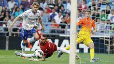 Saragossa 0 - 3 FC Barcelona #FCBarcelona #Game #Match #Liga
