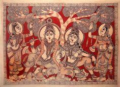 Divine Lovers: Radha Krishna