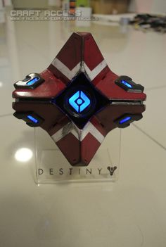 Destiny Game Props Replica - Ghost by CraftAccess on Etsy https://www.etsy.com/listing/231859643/destiny-game-props-replica-ghost
