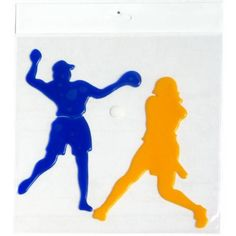 Custom Made School Sports Stickers 1) Application: decoration and promotion for motor, e-bike and dirt-bike 2) Made from PVC, PE and non-toxic material 3) Various designs and colors are available...
