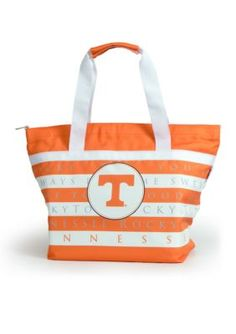 Desden  University Of Tennessee Insulated Cooler - Bright Orange - One Size