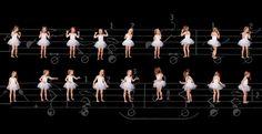 collage op muziek