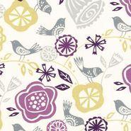 Keepsake Calico Fabric- Birds And Blooms