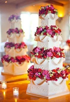 Super. Gorgeous. Cake.