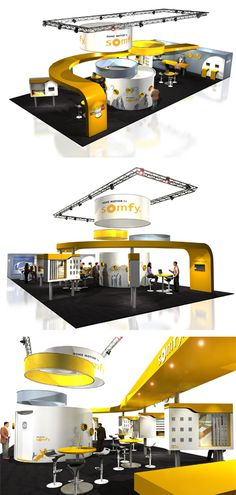Creative Trade Show Booth Ideas – Trade convention cubicles. We have all been to the exhibition and also seen countless booths . Read MoreCreative Trade Show Booth Ideas Exhibition Stall, Exhibition Stand Design, Trade Show Booth Design, Display Design, Kiosk Design, Retail Design, Module Design, Stand Feria, Corporate Event Design