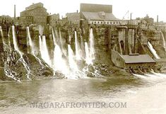 Niagara Falls In New York | Niagara Falls Historical Picture Collection - Page #1