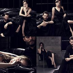 Jamie Dornan in Promoshoot for FSD