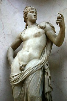 Intersex in the Middle Ages BY MEDIEVALISTS.NET – JANUARY 9, 2015 / Statue of Hermaphrodite – Louvre