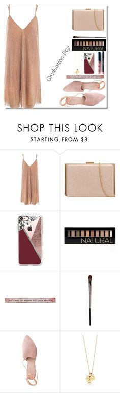 """""""Big Day. Xx"""" by shealwaysfashion ❤ liked on Polyvore featuring Sans Souci, Kylie Cosmetics, Casetify, Forever 21, Natural Life, Urban Decay, Summit and Graduation"""