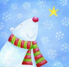 Leading Illustration & Publishing Agency based in London, New York & Marbella. Christmas Rock, Christmas Minis, Christmas Clipart, Christmas Printables, Christmas Pictures, Christmas Crafts, Christmas Decorations, Christmas Ornaments, New Year Illustration