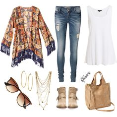 """San Diego Fall"" by efkania on Polyvore"