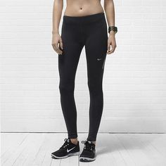 Rank & Style - Nike Element Thermal Women's Running Tights #rankandstyle