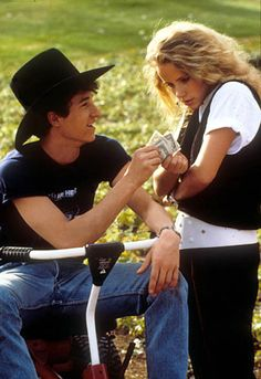 """Can't Buy Me Love"" (1987) Patrick Dempsey & Amanda Peterson"
