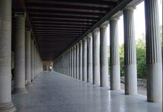arquitectura clásica griega: dórico