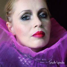 Makijaż, foto, stylizacja Dorota Lipinska