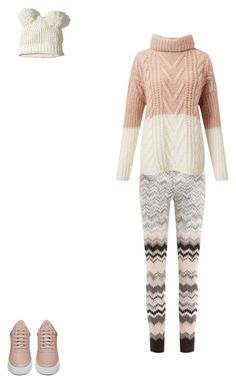 """""""Untitled #815"""" by queenanything ❤ liked on Polyvore featuring Missoni, Miss Selfridge, Hollister Co. and Filling Pieces"""