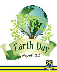Earth Day is an annual event, celebrated on April 22, on which day events worldwide are held to demonstrate support for environmental protection. It was first celebrated in 1970, and is now coordinated globally by the Earth Day Network, and celebrated in more than 192 countries each year.