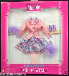 Barbie Fashion Avenue Pret-A-Porter Spring Foreign Version NRFB
