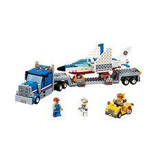 Lego City - 60079 - Jeu De Construction - Le Transporteur D'avion: Amazon.fr: Jeux et Jouets