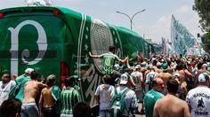 Com um empate, Palmeiras será campeão brasileiro após 22 anos -     Com 74 pontos ganhos em 36 rodadas, o Palmeiras precisa apenas de um empate para quebrar um jejum de 22 anos sem conquistar o título brasileiro. Se o Santos (68) não ganhar do Flamengo (67) - os dois se enfrentam no Maracanã no mesmo horário -, o time alviverde é campeão mesmo em caso - http://acontecebotucatu.com.br/esportes/com-um-empate-palmeiras-sera-campeao-brasileiro-apos-22-anos/