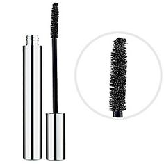 Clinique - Naturally Glossy Mascara  What it is:  A mascara that lengthens and glosses lashes for a natural-looking finish.    What it does:  This gel-based formula defines lashes naturally. Lashes stay silky, pliant, clump, and flake-free through multiple coats
