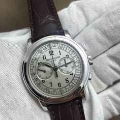 """milanesegiangi: """" Arguably one of the nicest watches ever made #patekphilippe #5070g #classicwatch (at Classic Watch) """""""