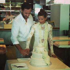 Alex O'Loughlin weds Malia Jones April 2014. Love is in the air! ❤️