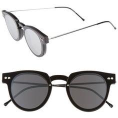 Women's Spitfire Sharper Edge 52Mm Round Sunglasses