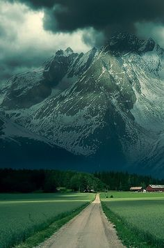 French Alps.