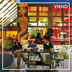 Art, exquisite drinks and friendly environment make a perfect night out. Discover the VIENO experience. Drinking Every Night, Cool Bars, Have Fun, Environment, App, Drinks, City, Places, Drinking