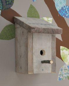 lamp vogelhuis steigerhout