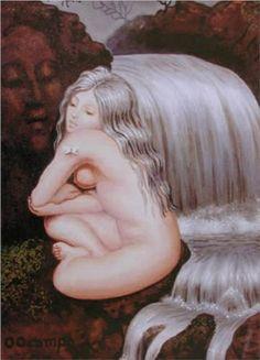 Octavio Ocampo, spécialiste des illusions d'optique Scary Optical Illusions, Art Optical, Face Illusions, Image Illusion, Illusion Art, Illusion Pictures, Illusion Drawings, Illusion Kunst, One Photo