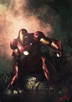 Iron Man - In-Hyuk Lee