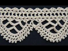 Crochet : Borde # 14