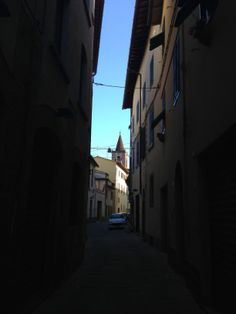 #narrow #street