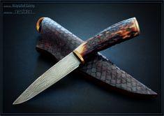 Polish bandit knife autor: Bernard Gorny