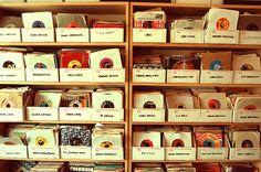 45 rpm singles. | 36 Things Vinyl Collectors Love