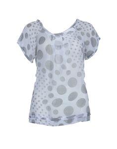 Koop Top - Multi Dot White Grey Online op shop.terhorstvangeelmode.nl voor slechts € 59,95. Vind 7 andere Transfer producten op shop.terhorstvangeelmode.nl.
