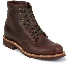 Chippewa 1901M25 Men's 6-in Service Boot Cordovan - http://shoes.goshopinterest.com/mens/boots-mens/work-boots-mens/chippewa-1901m25-mens-6-in-service-boot-cordovan/