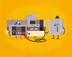 NES Family  Created by Philip Tseng