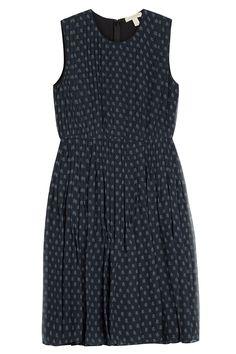 Burberry - Printed Silk Dress Check more at https://jacksbay.com/product/burberry-printed-silk-dress/?utm_source=pinterest
