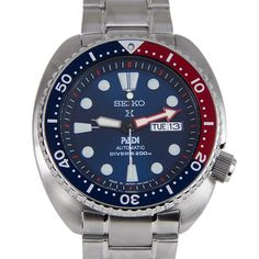 Chronograph-Divers.com - Seiko Automatic Prospex Padi Silver Stainless Steel Bracelet Gents 24 Jewels Watch SRPA21J SRPA21, $334.00 (https://www.chronograph-divers.com/seiko-automatic-prospex-padi-silver-stainless-steel-bracelet-gents-24-jewels-watch-srpa21j-srpa21/)