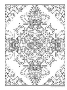 Mandala #Free #printable #adultcoloring:
