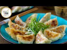Como hacer Gyoza o Empanadillas japonesas (Versión fácil) - YouTube
