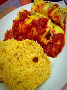 Lasagna Roll-Ups (Banapple)