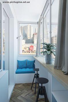 Tatyana pichugina design veranda - All About Balcony Apartment Balcony Decorating, Interior Decorating, Interior Design, Shopkins Room, Western Rooms, Small Balcony Design, Trendy Bedroom, Design Case, Small Apartments