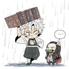 Read Kimetsu No Yaiba / Demon slayer full Manga chapters in English online! Chibi Anime, Anime Meme, Otaku Anime, Kawaii Anime, Manga Anime, Anime Art, Anime Gilr, Dark Fantasy, Slayer Meme