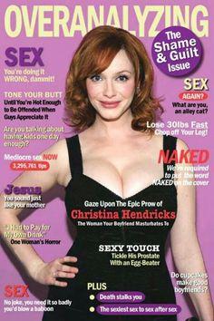 Every women's magazine ever